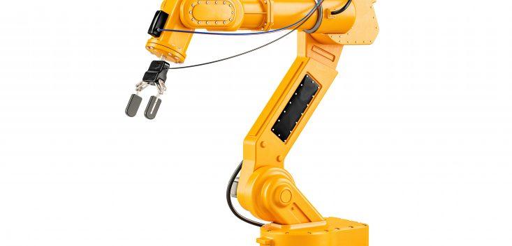 機械 ロボットアーム 筐体 機構設計