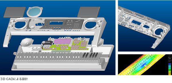 3DCAD図イメージ写真